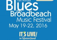 Blues On Broadbeach 2016