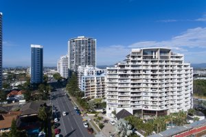 Broadbeach Savannah Aerial 3