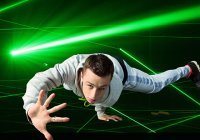 Laserace Photo From Ripleys Surfers Paradise Website