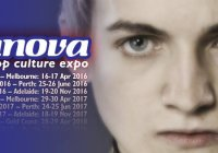 Supanova Pop Culture Expo 2016