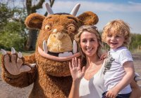The Gruffalo Trial Photo From Currumbin Wildlife Sanctuary